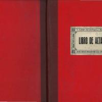 Libro de actas de Luco (1936-1938)