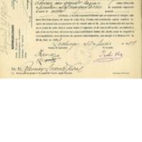Multas impuestas por el ayuntamiento de Lechago. 1937