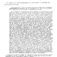 Acta suelta del pleno 30/11/1969