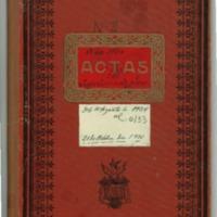 Libro de actas de Lechago (1924-1930)