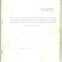 Relación de donaciones hechas por los vecinos para atender a las tropas (1937)