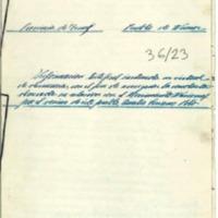 Solicitud de información sobre la conducta de  varios vecinos de Nueros   (1939)