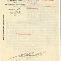 Multas impuestas  por venta de pan a precio superior al estipulado por  la junta provisional de abastos.