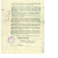 Llamamiento de la intendencia militar para que se entregue cebada y otro tipo de pienso para el ganado (1937)