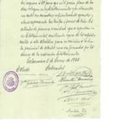 Notificaciones municipales indicando que hay que poner los precios en el producto (1926)