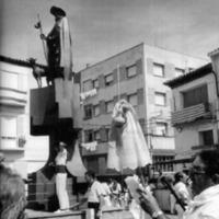 DICHOS pronunciados en la procesión del Baile de San Roque en Calamocha en el año 1994