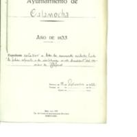 Instalación del servicio de teléfonos (1922-1933)