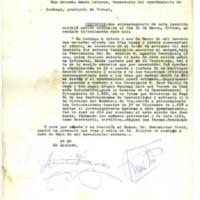 Certificado del acta municipal del 31 de marzo de 1970.