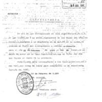 Actas de  los plenos municipales celebrados el  año  1994