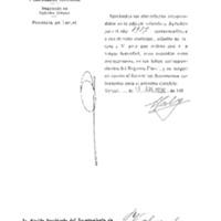Correspondencia: Solicitud de datos para aprobar  las alteraciones catastrales (1936).