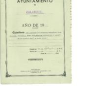 Contratos de arrendamiento de inmuebles para  puesto de la Guardia civil de la Villa