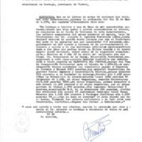 Acta de las sesiones celebradas por el Ayuntamiento de Lechago, 31 de mayo de 1970