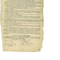 Reglamento  de la Agrupación republicana radical de Luco del Jiloca. 1931