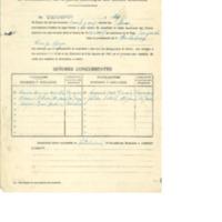 Acta de constitución de la junta municipal del censo  electoral (1936)