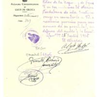 Milicia de acción ciudadana 1936-1938.