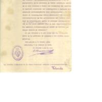 Junta municipal de subsidio procombatientes (1938)