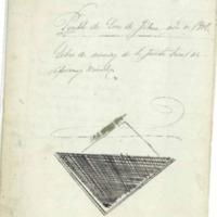 Libro  de acuerdos de la junta local de reformas sociales (1902)