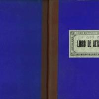 Libro de actas de Luco (1933)