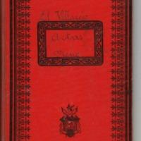 Libro de actas de Villarejo (1924-1936)