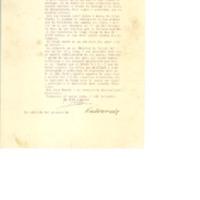 Solicitud de remisión de información sobre poseedores  de trigo viejo (1938)