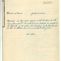 Expediente de depuración del pueblo de   Nueros (1939)