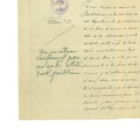 Documentación sobre arreglo de caminos (1922)