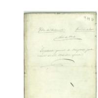 Quintas: Expediente de las operaciones  de reemplazo y reclutamiento del ejército. (1904)