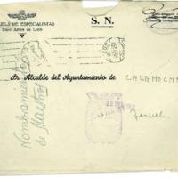 Nombramiento de maestros (1922-1951)