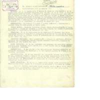 Solicitud de información sobre beneficencia sanidad ,enseñanza en la Villa (1926)