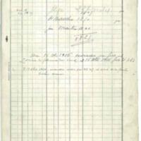 Relación de donativos   aportados por los vecinos para la guerra (1936-1939)