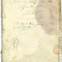 Libro de  acuerdos del Ayuntamiento de Cutanda  del año 1878.