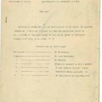 Expediente instruido para la constitución de la junta de agravios (1938)