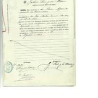Certificados y actas de inspección de la documentación que ordena la ley de timbre.