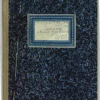 Libro de actas de Luco (1938)