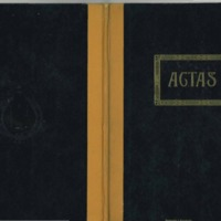 Libro de actas de Luco (1936)