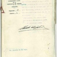 Correspondencia recibida en el Ayuntamiento del Poyo del Cid (1937)