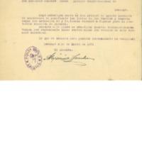 Bandos  de la localidad de Lechago: 1931